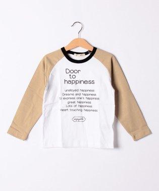 ハピネスプリントTシャツ