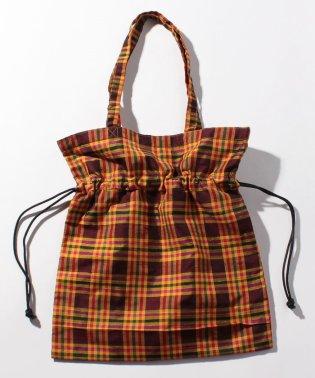 Textile marche bag_Check