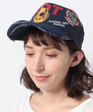 UDT SIDE MESH CAP