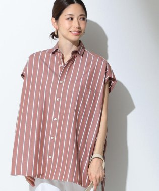 TICCA / 別注 フレンチスリーブシャツ