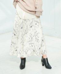 【WEB限定】【セットアップ対応】アソートフロントボタンスカート