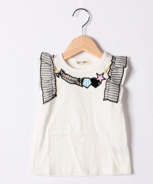 ネックレス風Tシャツ