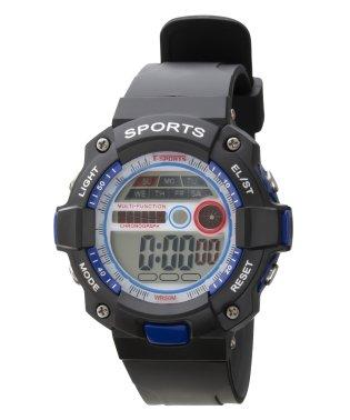 T-SPORTS ティースポーツ デジタルソーラーウオッチ 腕時計【TS-D154】