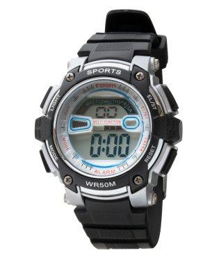 T-SPORTS ティースポーツ デジタルソーラーウオッチ 腕時計【TS-D155】