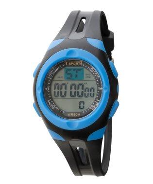 T-SPORTS ティースポーツ デジタルソーラーウオッチ 腕時計【TS-D157】