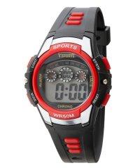 T-SPORTS ティースポーツ デジタルソーラーウオッチ 腕時計【TS-D159】