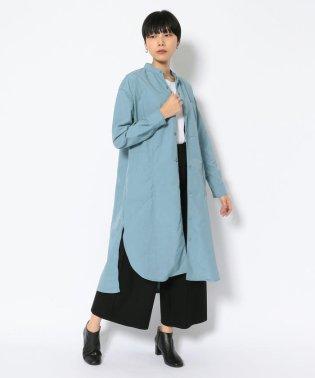 MANASTASH/マナスタッシュ Ws RIVER SHIRTS DRESS ウィメンズリバーシャツドレス