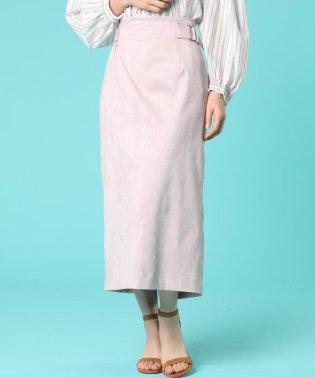 ハイウエストタイトスカート《KOMASUEDE》