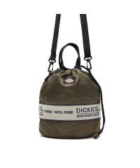 ディッキーズ 巾着ショルダー Dickies TAPE PURE SHOULDER 巾着 バッグ  ショルダー 斜めがけ 9L 14559800
