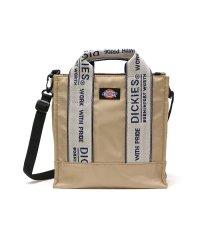 ディッキーズ 2WAYトートバッグ Dickies TAPE MINI 2WAYTOTE ファスナー付き メンズ レディース 14559900