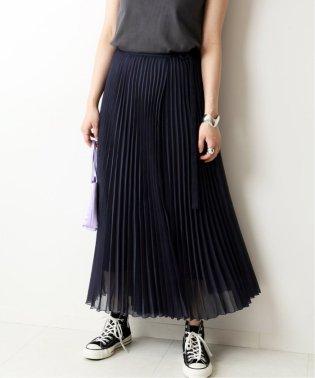 ソフトオーガンジーラップスカート