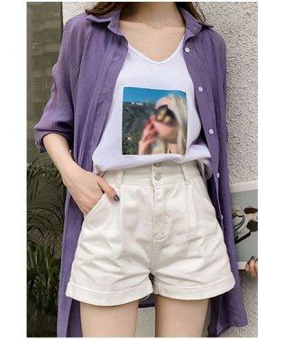 ロングカーディガン レディス 涼しい 冷感 速乾 UVカット 薄手 シンプル ロングシャツ