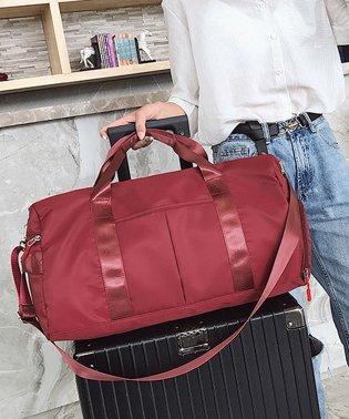 スポーツバッグ 男女兼用 ボストンバッグ ジムバッグ シューズ収納 バッグ 防水ポケット付