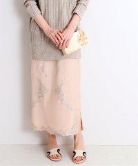 chere Silk lace スカート◆