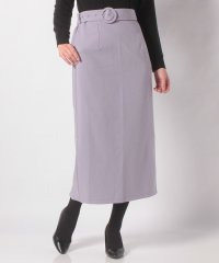 【WAREHOUSE】カラーロングタイトスカート