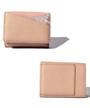 【RODESKO】スネークプチ財布