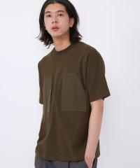 グログランポケットTシャツ