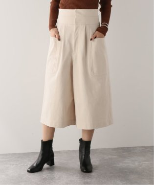 【RITO/リト】HIGH WAIST CULOTTES WITH BIGPOCKETS:キュロット