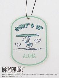 【Kahiko】SNOOPY スヌーピービーチエアフレッシュナー 44FP0105