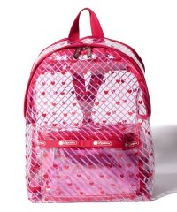 CLEAR SM BACKPACK ライトハーテッド