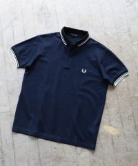 FRED PERRY × BEAMS / 別注 ダブルカラー ポロシャツ 20SS