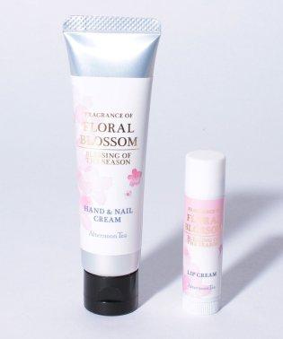 桜ハンドクリーム&リップクリームセット