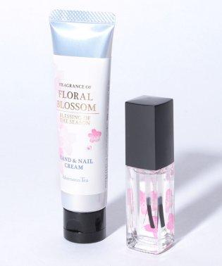 桜ハンドクリーム&ネイルオイルセット