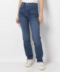 501(R) JEANS FOR WOMEN LMC BLUE BOOTS