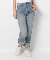 501(R) JEANS FOR WOMEN THE FORCE SELVED