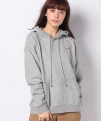 'UNBASIC' HOODIE SMOKESTACK HEATHER