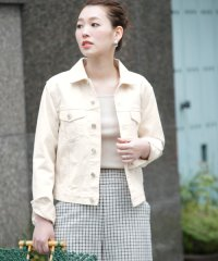 【ROSSO】OneTwoThreeJeanJacket