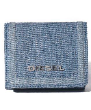 DIESEL X06262 P0416 三つ折り財布