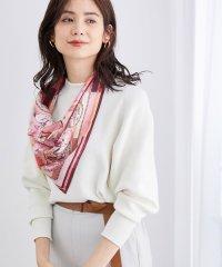 【Marisol ONLINE掲載】シルクスカーフ