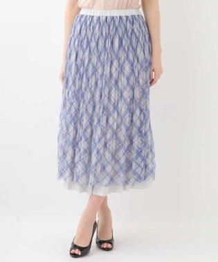 【リバーシブル】ギャザースカート