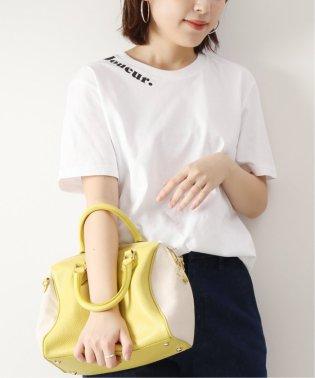 ≪予約≫【Les Petits Basics】Tシャツ(Joueur black neck)◆