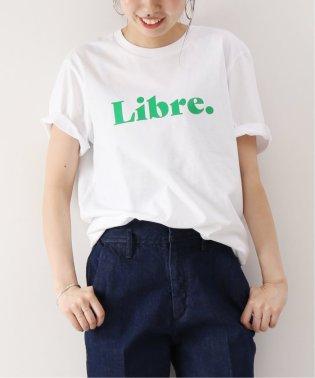 ≪予約≫【Les Petits Basics】Tシャツ(Libre green print)◆