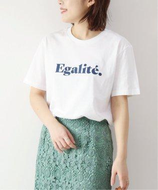 ≪予約≫【Les Petits Basics】Tシャツ(Egalite navy blue)◆