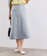 サテンボンディングマーメイドスカート