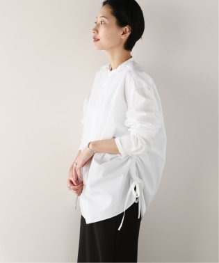 【SEEALL / シーオール】 OVERSIZED STRING SHIRTS:シャツ