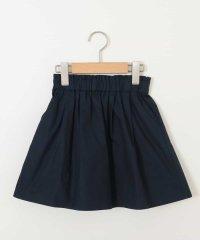 [160]【洗える】インナーパンツ付きギャザースカート[WEB限定サイズ]
