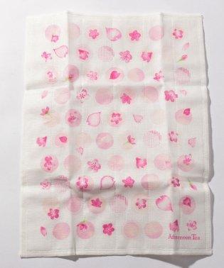 桜かやふきん