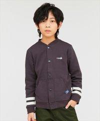 ミニ裏毛スウェットジャケット(120~160cm)