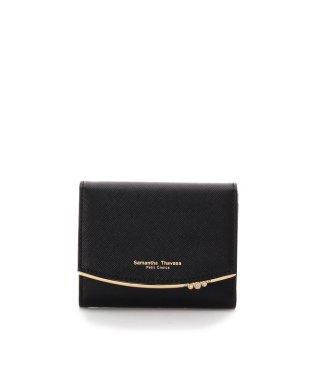 シンプルストーン 折財布