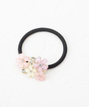 桜モチーフポニー
