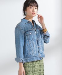 LEVI'S(R) / Boyfriend Denim Trucker Jacket