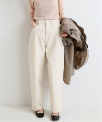 【YANUK/ヤヌーク】COLLEEN WIDE TAPERED ◆