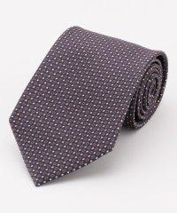 【日本製】西陣織り小紋柄 ネクタイ