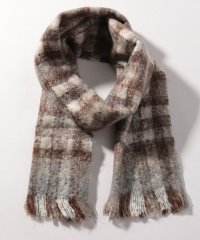 PLD MOHAIR MIX SCARF