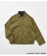 [進撃の巨人]SWING TOP reversible JACKET