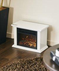 暖炉型即暖セラミックファンヒーター HD-100WH